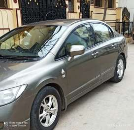 Honda Civic 2007 Petrol Well Maintained only interested people fixed p