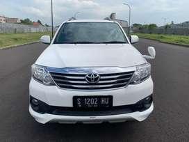 Toyota fortuner manual diesel
