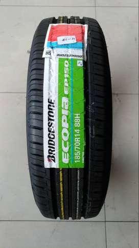 Bridgestone Ecopia 185/70 R14 Ban Mobil Xenia Xi Attivo Avanza Panther