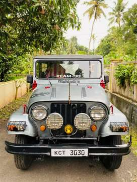 Mahindra MM 540 Jeep
