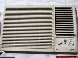 LG window Ac 1.5 ton in excellent condition