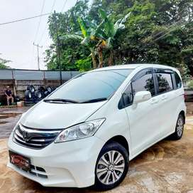 Dp 25jt! Honda Freed S 1.5 Automatic 2013 Istimewa Cakepp! Xclusive