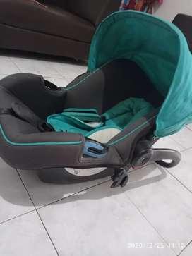 Car seat baby cocolatte