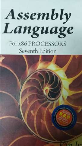 Assembly language for ×86 processors