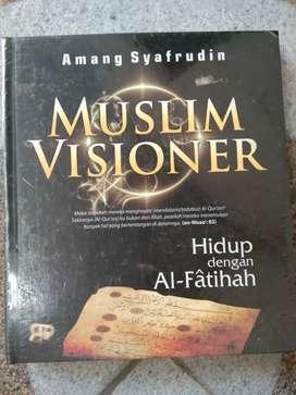 BUKU ISLAMI MUSLIM VISIONER