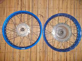 Velg ring 14 motor beat,vario, Scoopy
