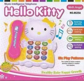 Piano Hello Kitty Anak