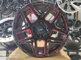 Jual Velg Ring 18 HRV Rush Xpander Innova Captiva