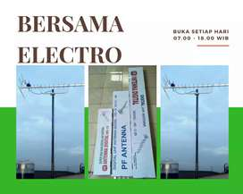 Instalasi pasang signal antena tv lokal terdekat cimanggis depok