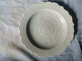 Piring anrik 100 han.tahun