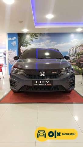 [Mobil Baru] HONDA CITY HATCHBACK RS 2021 PAJAK 0% -