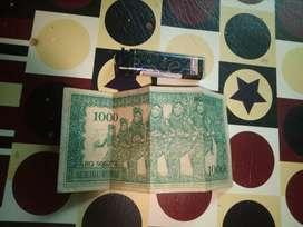 Uang seribu th 1964