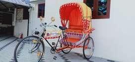 Punjabi Bicycle Rickshaw