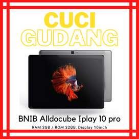 "BNIB Tablet 10"" Alldocube iplay10 Pro 3GB/32GB WIFI - Cuci Gudang!!"