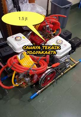 PROMO ONGKIR (CAHAYA TEKNIK) Paket lengkap usaha cucian mobil mtr