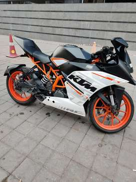 Ktm rc 390 ABS, SLIPPER CLUTCH