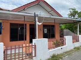 Rumah ruang usaha dikontrakkan ditengah kota Jogja Timoho