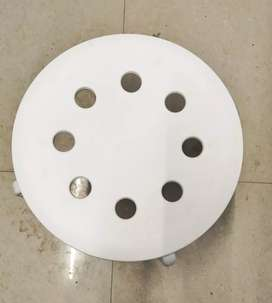 New white stool for sell