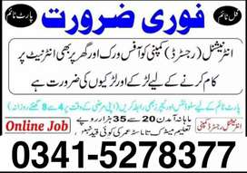 Part time,full time and home based(student/teacher can apply)