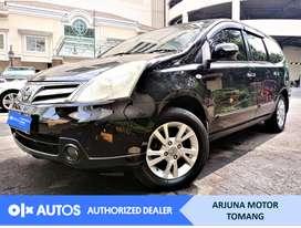 [OLX Autos] Nissan Grand Livina 2012 1.5 AT XV Ultimate #Arjuna Tomang