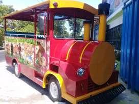 EF jual wahana wisata odong kereta mini mall