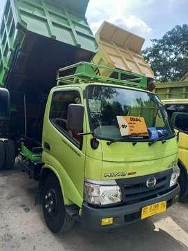 Dp 35jt - Hino Dutro 130HD Dump jumbo tahun 2014