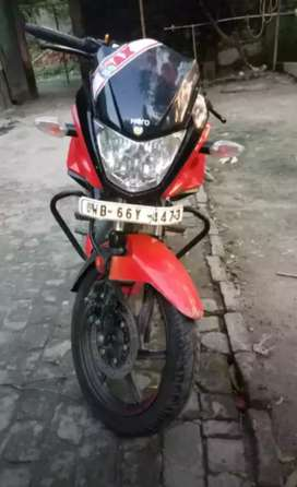 Good good condition Hero bike