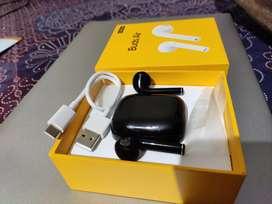 Realme buds air only 15 use warranty baki se