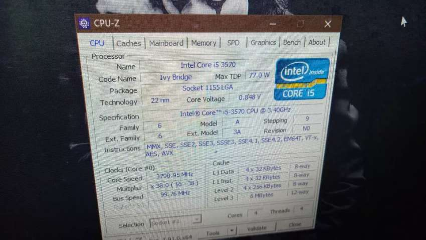 Gaming PC GTA V i5 3rd gen 8GB RAM ddr3 Check Screen Shots 0