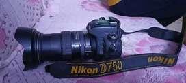 Nikon D750+Battery+Charger