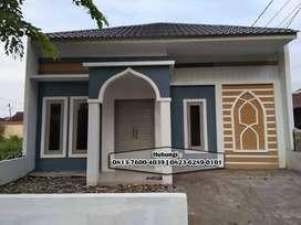 Rumah baru nuansa islamic di pondok surya
