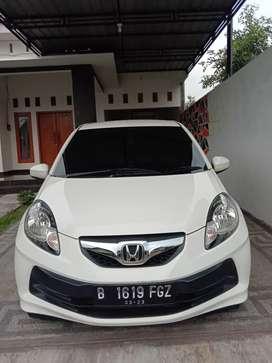 Dijual Honda Brio CBU 2012 Full Original
