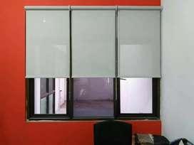 Gordyn horizontal vertical roll blind elegan 707