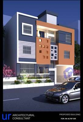 2BHK in new building available for Rent