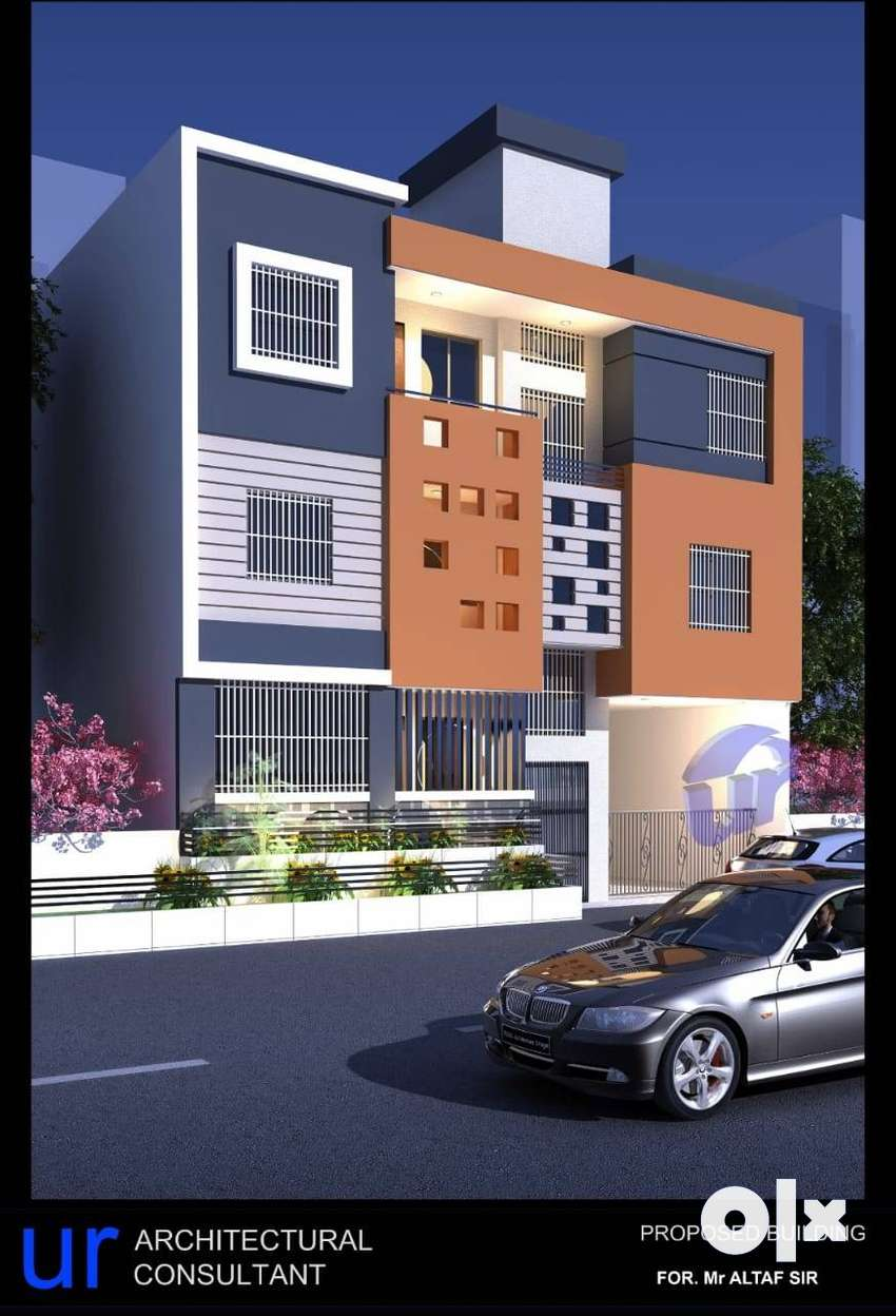 2BHK in new building available for Rent 0