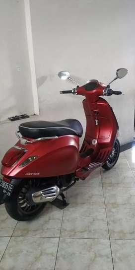 Vespa Sprint 2018 Bali dharma motor