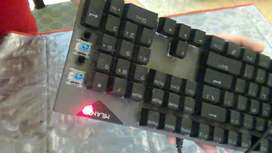 MILANG rgb macanical keyboard with mouse