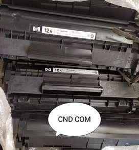 KOSONGAN TONER HP 12A/83A/36A/7553A
