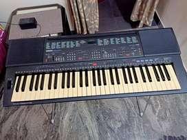 Keyboard, Yemaha, Model PSR-500, Made in Japan