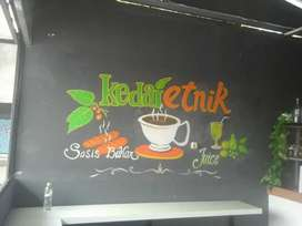 Jasa Lukis Dinding Mural