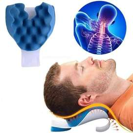 Bantal Anti Capek Letih Leher Punggung Kepala Alat Terapi Relaksasi