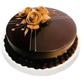 Cake chef cake