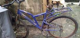 Blue color cycle..