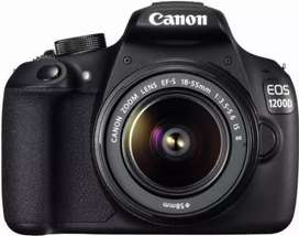 Cannon 1200D barely used