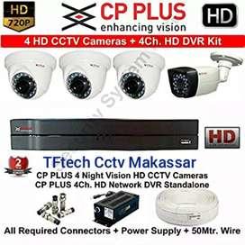 Paket Cctv 2,4,6 8,16,32 kamera