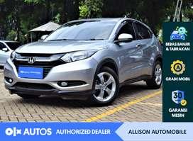 [OLX Autos] Honda HRV 2017 1.5 E A/T Bensin Silver #Allison
