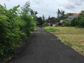 Tanah perumahan Murah Desa Pesinggahan Klungkung