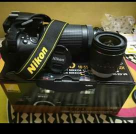 Nikon d3400 Available on rent