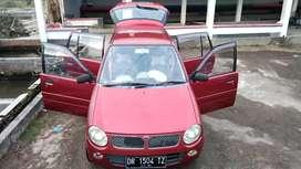 Daihatsu Ceria KX, Manual, 2003. Irit, gesit