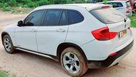 BMW X1 2010-2012 sDrive 18i, 2012, Diesel